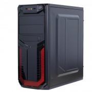 Sistem PC, Intel Core i5-2400 3.10 GHz, 8GB DDR3, 3TB SATA, DVD-RW, CADOU Tastatura + Mouse