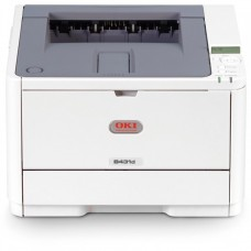 Imprimanta Laser Monocrom OKI B431D, 22 ppm, USB, Duplex, Paralel