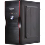 Desktop PC Home, Procesor Intel Core i5 3.1GHz Turbo 3.4GHz, 8GB DDR3 RAM, Stocare SSD 120GB, DVD-ROM