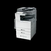 Multifunctionala LEXMARK X950DE, 45 PPM, Duplex, Retea, USB, 1200 x 1200, Laser, Color, A3 / A4, Fara Finisher, Toner Galben Low