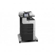 Multifunctionala Laser Monocrom HP Enterprise 700 MFP M725DN, 40 ppm, 1200 x 1200 dpi, Copiator, Scanner, USB, Retea, Duplex