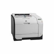 Imprimanta Laser Color HP LaserJet Pro 400 M451DW, Duplex, A4, 20ppm, 600 x 600, Wi-Fi, Retea, USB, Fara Cartuse