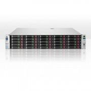 Server HP ProLiant DL380p G8 2U 2xIntel Hexa Core Xeon E5-2620 2.0GHz-2.5GHz, 128GB DDR3 ECC Reg, 2 x SSD 512GB SATA + 4x900GB SAS/10K/2,5, Raid P420/1GB, iLO 4 Advanced, 2xSurse Hot Swap