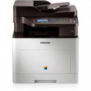 Multifunctionala Laser Color SAMSUNG CLX-6260DN, Duplex, A4, 25ppm, 9600 x 600, Retea, USB, Toner Albastru NOU