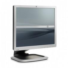 Monitor HP L1950G, 19 inch LCD, 1280 x 1024, VGA, DVI, USB, Grad A-