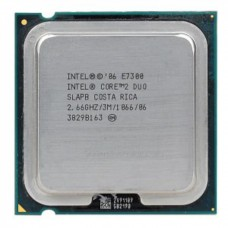 Procesor Intel Core2 Duo E7300, 2.66Ghz, 3Mb Cache, 1066 MHz FSB