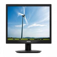Monitor LCD PHILIPS 17S4L 17 Inch, 1280 x 1024, DVI-D, VGA