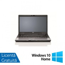 Laptop FUJITSU SIEMENS E752, Intel Core i5-3230M 2.60GHz, 8GB DDR3, 500GB SATA, DVD-RW + Windows 10 Home