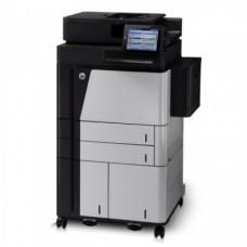 Multifunctionala HP LaserJet Enterprise Flow M830, 56 PPM,1200 x 1200 DPI, USB, A3, A4, Duplex, Cartus Nou