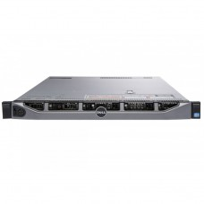 Server Refurbished Dell R620, 2 x Intel Xeon Hexa Core E5-2620 - 2.0GHz up to 2.5GHz, 64GB DDR3, 2 x HDD 600GB SAS/10K + 2 x 900GB SAS/10K, Perc H310, 4 x Gigabit, 2 x PSU