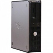 Calculator DELL OptiPlex GX320 Desktop, Intel Pentium 2.50GHz, 2GB DDR2, 160GB SATA, DVD-ROM