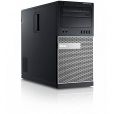 Calculator Dell OptiPlex 990 Tower, Intel Core i7-2600 3.40GHz, 8GB DDR3, 120GB SSD, DVD-RW
