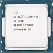 Procesor Intel Core i3-6100 3.70GHz, 3MB Cache, Socket 1151