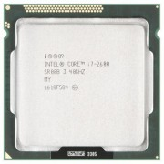 Procesor Intel Core i7-2600 3.40GHz, 8MB Cache, Socket 1155