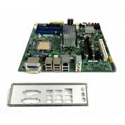 Placa de baza Intel DQ45CB, Socket 775, Cu Shield, Micro-ATX, 4x DDR2