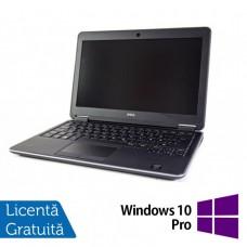 Laptop Refurbished DELL Latitude E7240, Intel Core i5-4300U 1.90GHz, 4GB DDR3, 128GB SSD, 12.5 inch + Windows 10 Pro