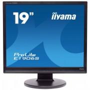 Monitor Nou iiYama ProLite E1906S, 19 Inch LCD, 1280 x 1024, VGA, DVI