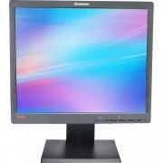 Monitor Nou LENOVO ThinkVision LT1713p, 17 Inch LCD, 1280 x 1024, VGA, DVI
