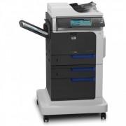 Multifunctionala Laser Monocrom HP M4555DTN MFP, Duplex A4, 55ppm, 1200 x 1200dpi, Retea, USB