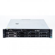 Server DELL PowerEdge R510, Rackabil 2U, 2x Intel Hexa Core Xeon X5650 2.66GHz - 3.06GHz, 128GB DDR3 ECC Reg, 8x 4TB HDD SATA, Raid Controller SAS/SATA DELL Perc H700/512MB, iDRAC 6 Enterprise, 2x Sursa HS