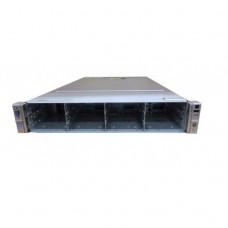 Server HP ProLiant DL380e G8, 2U, 2x Intel Octa Core Xeon E5-2450L 1.8 GHz-2.3GHz, 16GB DDR3 ECC Reg, 12 x 3.5 inch bays, no HDD, Raid Controller HP SmartArray P420/1GB, iLO 4 Advanced, 2x Surse Hot Swap 750W