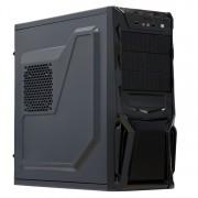 Sistem PC Legend V2, Intel Core I3-2100 3.10 GHz, 8GB DDR3, 120GB SSD + 1TB HDD, AMD Radeon HD7350 1GB, DVD-RW