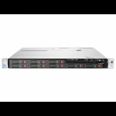 Server HP ProLiant DL360e G8, 1U, 2x Intel Octa Core Xeon E5-2450L 1.8 GHz-2.3GHz, 48GB DDR3 ECC Reg, 2x SSD 240GB SATA + 2x 900GB SAS/10k, Raid Controller HP SmartArray P822/2GB, iLO 4 Advanced, 2x Surse HOT SWAP