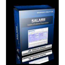 Actualizare SalEvPers - Salarii si Evidenta Personalului